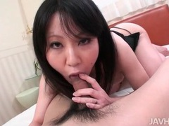 Sensual cocksucking from this hot japanese girl videos