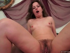 Pov blowjob and hairy pussy cock ride video videos