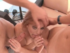 Cute redhead sucks dicks poolside movies at find-best-mature.com