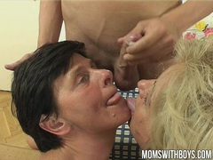 Young boy receives real thorough sex education from two moms videos