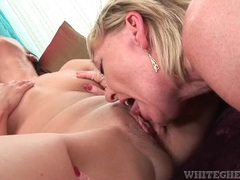 Milf tongues lesbian pussy and shows talent movies at find-best-lesbians.com