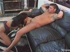 Fucking her tight pussy with slow thrusts movies at sgirls.net