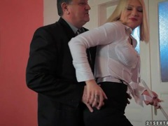 Maid cleans house and eats out mistress pussy movies at kilosex.com