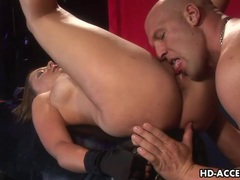 Penny flame strapon fucks him and gets fucked movies