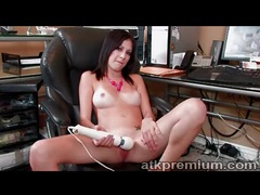 Perfect young tits girl masturbates cunt movies at sgirls.net