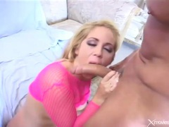 Blue eyed blonde girl is a crazy anal whore movies at find-best-pussy.com