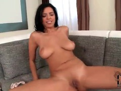 Look at her flawless shaved pussy in strip video movies at find-best-videos.com