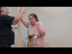 Torture pain for the fat girl looks so sexy movies