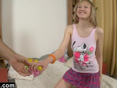 Teen ass fingered and toyed after school movies at freekilopics.com
