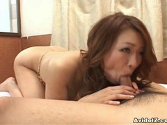Japanese babe takes a hard deep fucking uncensored movies at sgirls.net