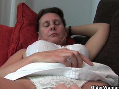 Hairy granny with hard nipples movies