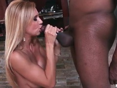 Milf with big boobs sucks a black cock movies at find-best-pussy.com
