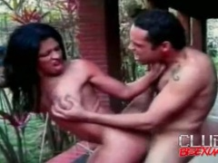 Group sex with bisexual butt fucking outdoors movies at adspics.com