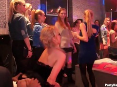 Dirty dancing girls do some hardcore fucking movies at adipics.com