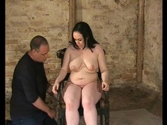 Bound in basement and flogged over her body videos