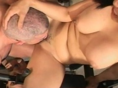 Cunt licking and cocksucking in asian threesome tubes at korean.sgirls.net