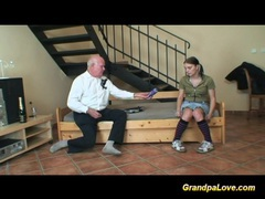 Old grandpa fucking young babe movies at find-best-panties.com