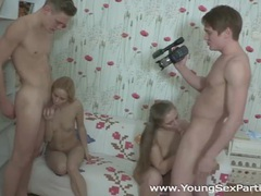 Young sex parties - fucking teen cuties on cam movies at kilogirls.com