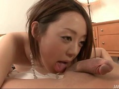 Young japanese cocksucker goes down on his dick videos