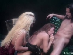 Jill kelly hardcore threesome outdoors with cumshot movies at find-best-babes.com