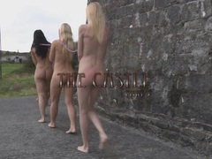 Punishment dungeon for the slave girls videos