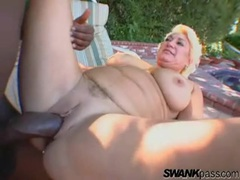 Sexy mature chick and a bbc fuck outdoors movies at freekiloclips.com