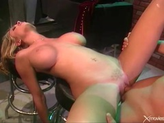 Beautiful briana banks fucked from behind in bar movies at find-best-lingerie.com