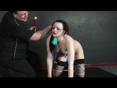 Pain in so many ways for this sub girl videos