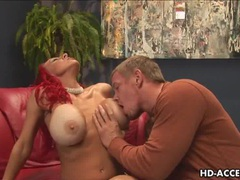 Redhead milf with big tits get fucked videos