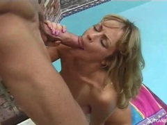 Bikini girl gives head to monster cock outdoors videos