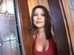 Milf models those big titties for her lover videos