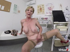 Hairy mom waiting for the doctor movies at find-best-lesbians.com