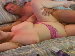 Thick mature slut fucked in her soaked cunt movies at sgirls.net