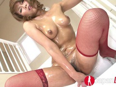 Squirting moaning japanese mom tubes