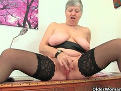 My favourite next door gilfs from the uk: lady s, camilla and savana 3 videos