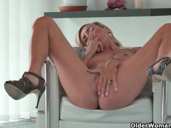 My favorite next door milfs from europe: roxana, alice and sunny 4 videos