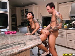 Tattooed young porn slut honey gold loves to fuck tubes