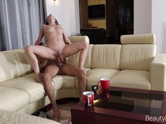 Riding cock looks so hot when angel piaff does it movies at kilopics.com