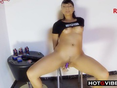 Milf squirting like crazy latina hottie movies at kilotop.com
