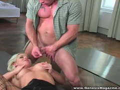 His hard dick uses the mouth of a hot blonde girl movies at find-best-tits.com