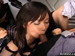 Japanese office lady fucked hard uncensored tubes at japanese.sgirls.net