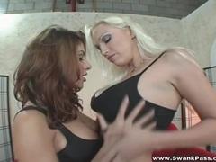 Sativa rose and nicki hunter lesbian sex scene videos