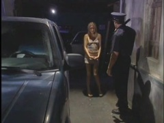 Police officer gets a blowjob from skinny girl videos