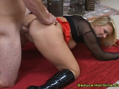 Supersized boobs blonde take a black cock on pink pussy 2 movies at kilotop.com