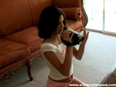 Pov video of two sluts sucking his dick movies at kilogirls.com