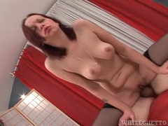 Fucking tight shaved pussy and cumming hard videos