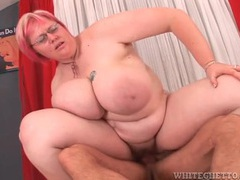 Bbw slut in a hardcore fuck video movies