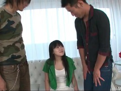 Cute teen with perky tits fondled by two guys movies at find-best-babes.com