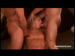 Young blonde slut sucks and fucks in gangbang movies at find-best-babes.com
