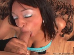 Tit fucking a black chick in a pov video movies at find-best-babes.com